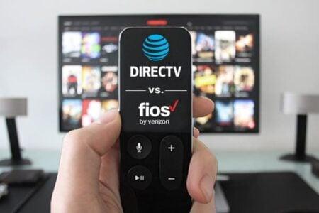 DirecTV vs. Verizon Fios: Which TV Service Is Better in 2021?