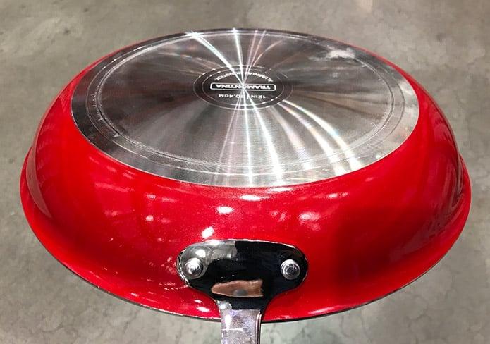 Tramontina Cookware Red Exterior