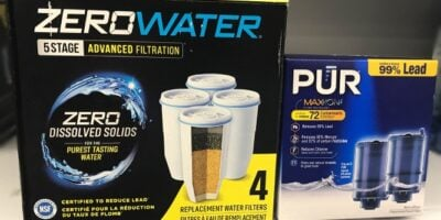 ZeroWater vs. PUR: Which Water Filter Pitcher Is Better?