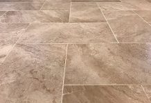How to deep clean tile floors_image