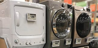 Stackable washer and dryer and stacked laundry center dimensions2