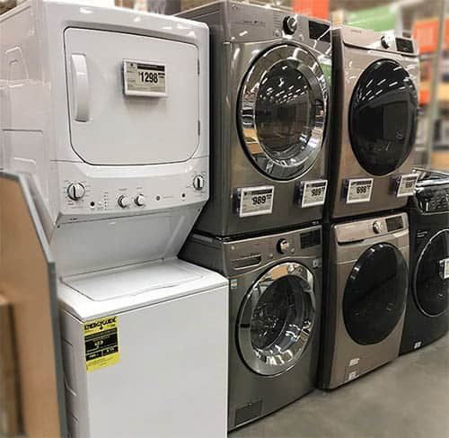 Stackable Washer Dryer Dimensions 15 Examples Prudent Reviews