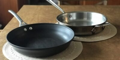 Stainless Steel vs. Non-Stick Cookware: What's the Difference?