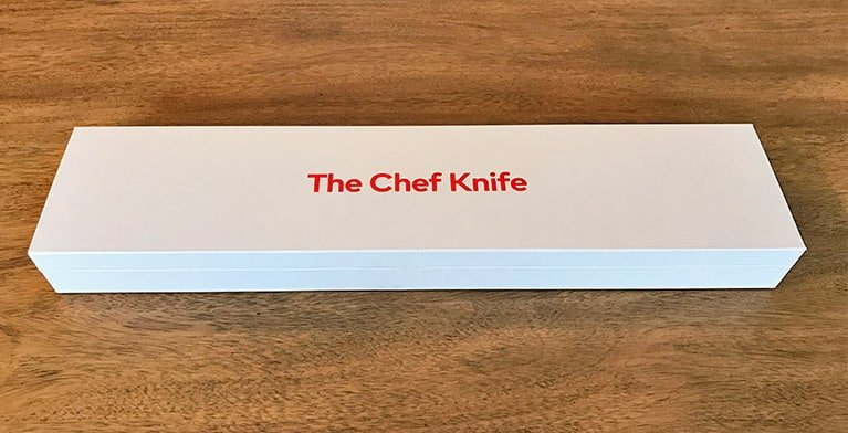 Made In Chef Knife Packaging