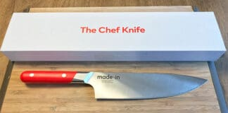 Made In Chef Knife Review