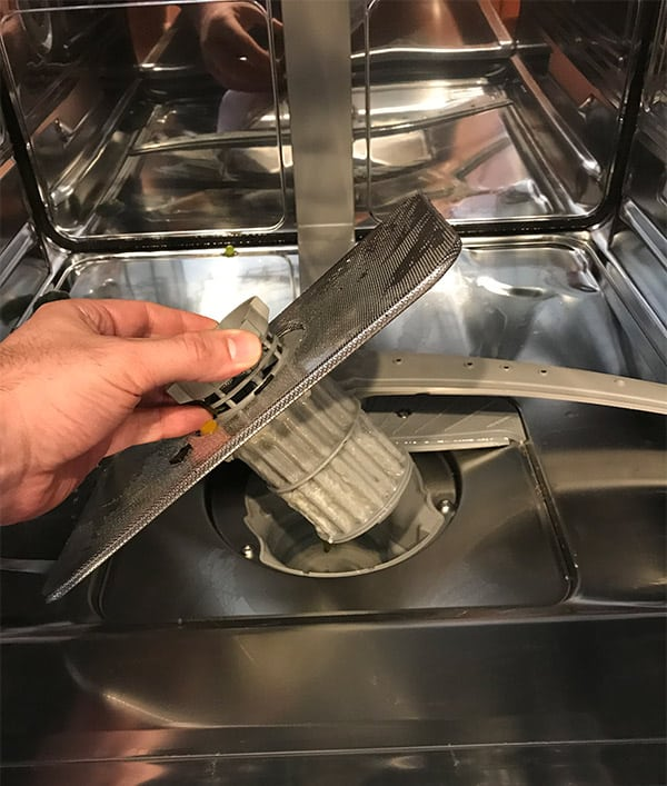 Dishwasher Filter
