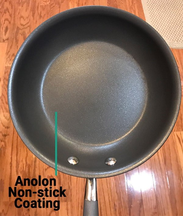 Anolon Non-stick Coating