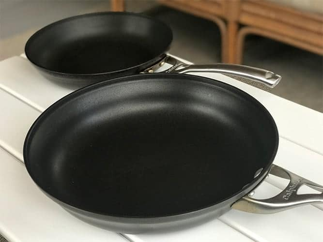 Calphalon Contemporary Hard Anodized Aluminum Pans