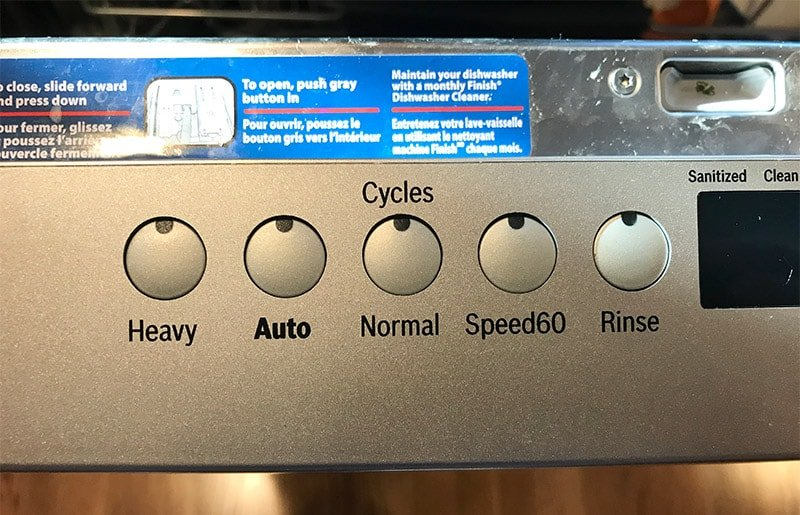 Dishwasher Cycles