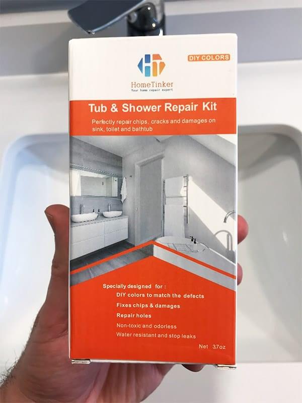 HomeTinker Porcelain Repair Kit
