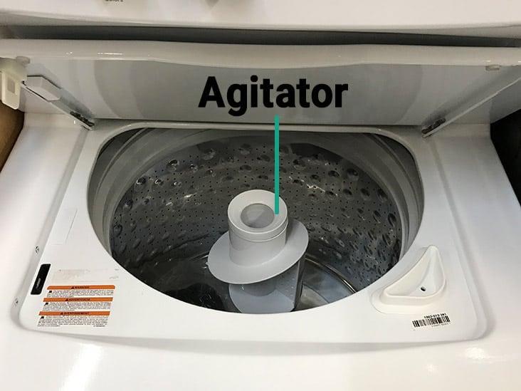 Washing Machine Agitator