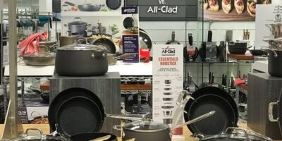 Anolon vs. All-Clad Cookware: What's the Difference?