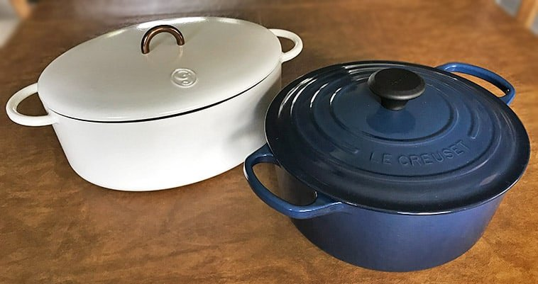 Great Jones versus Le Creuset