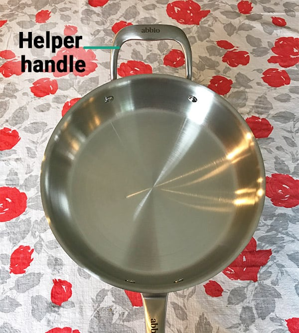 Abbio Cookware Design_Helper Handle