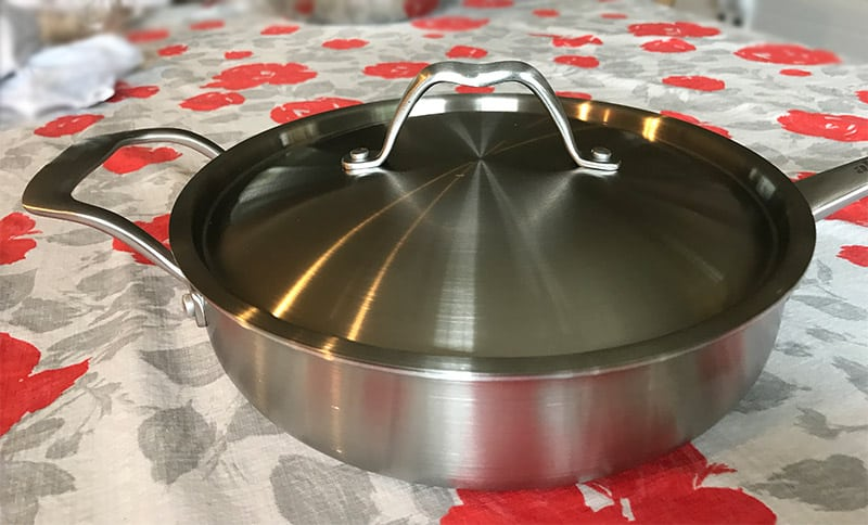 Abbio Cookware Design_Lid Handle