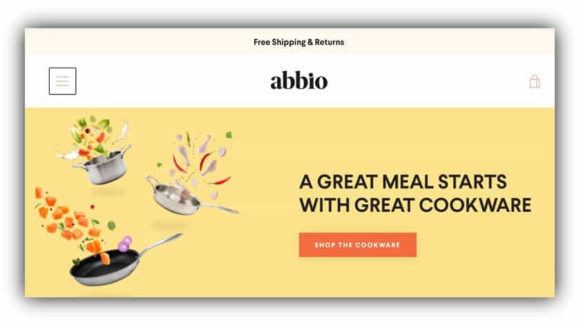 AbbioKitchen.com