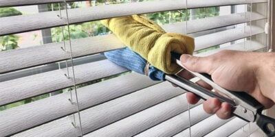 How to Clean Vinyl Blinds: A Step-by-Step Guide