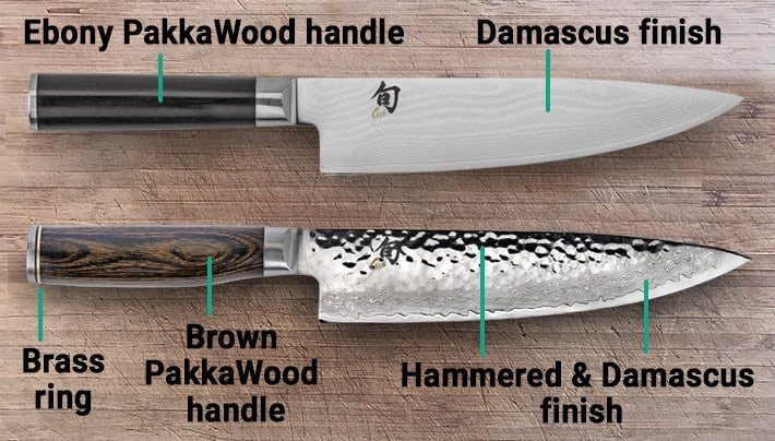 Differences between Shun Classic and Premier