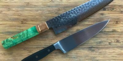 Japanese vs. German Kitchen Knives: What's the Difference?