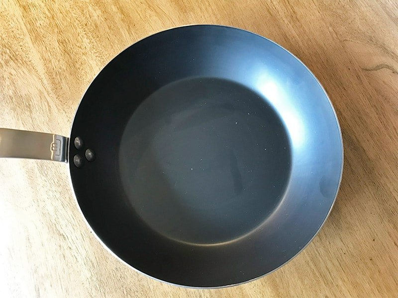 Made In Carbon Steel Pan