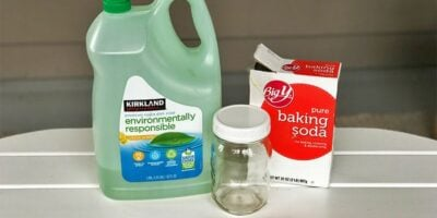 How to Make 4 Homemade Stain Removers That Actually Work