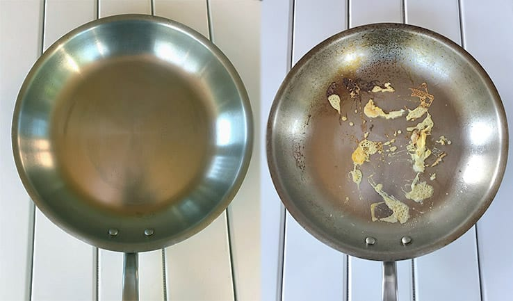 Stainless Steel Pan Pros and Cons