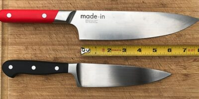 6-Inch vs. 8-Inch Chef's Knife: Which Size Is Right for You?