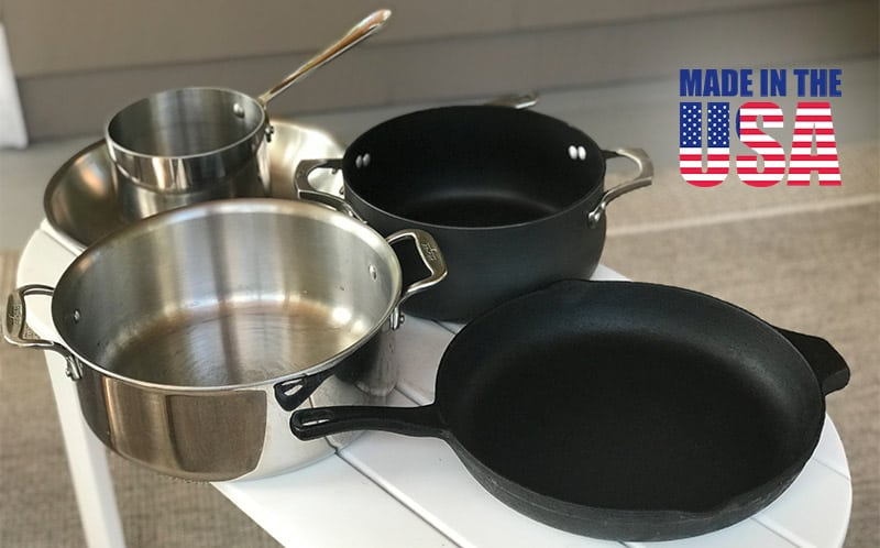 Best Cookware Made in the USA