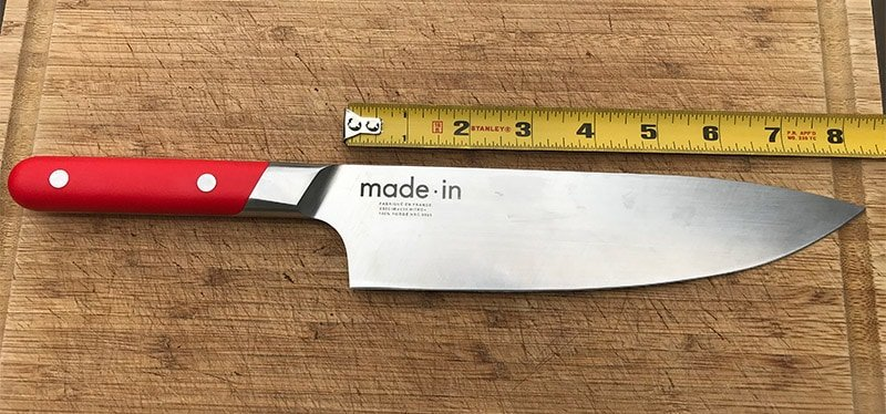 Made In 8 inch Chefs Knife