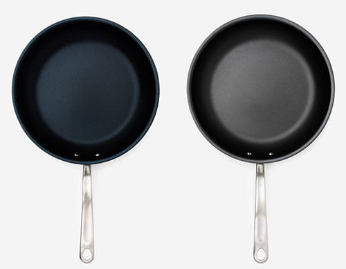 Made In non-stick fry pan Harbour Blue and Graphite