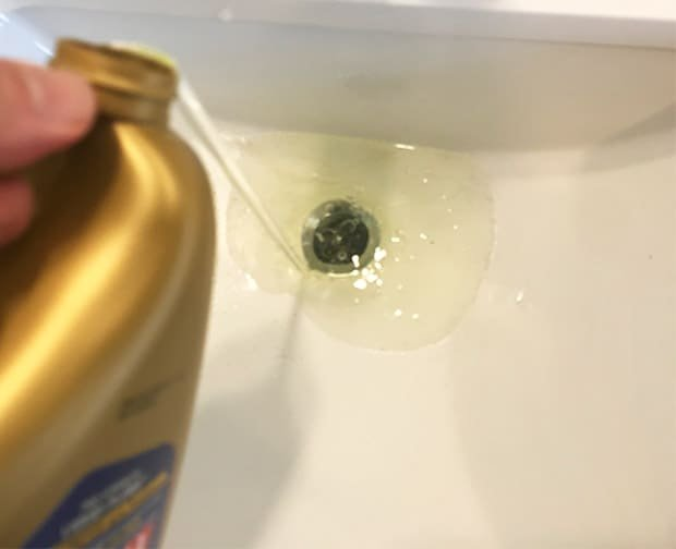 Testing Liquid-Plumr and Drano