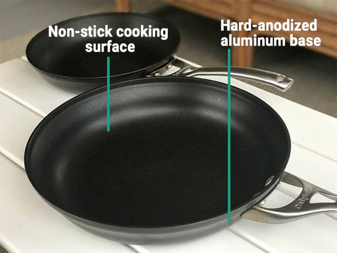 Calphalon Contemporary Hard-Anodized Non-Stick Pan