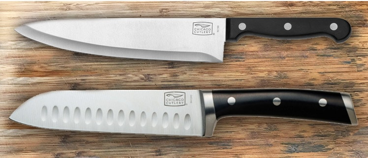Chicago Cutlery Knives Review