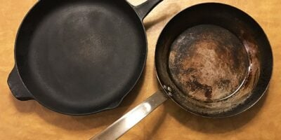 Carbon Steel vs. Cast Iron Cookware: 10 Differences You Need to Know