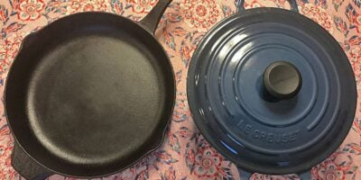 Cast Iron vs. Enameled Cast Iron: 9 Differences You Need to Know