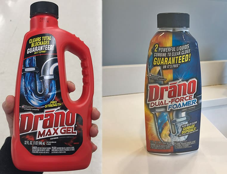 Does Drano Clog Remover Work
