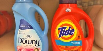 Fabric Softener vs. Laundry Detergent: What's the Difference?