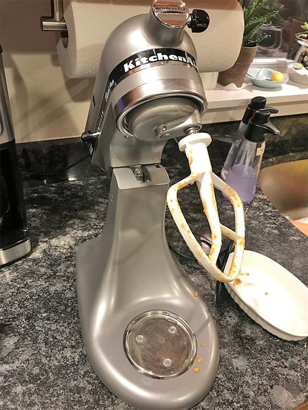 KitchenAid Stand Mixer Cleaning
