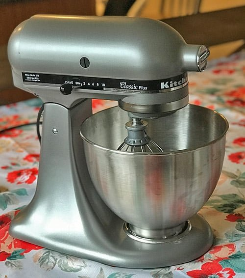 KitchenAid Stand Mixer Review Quality Construction