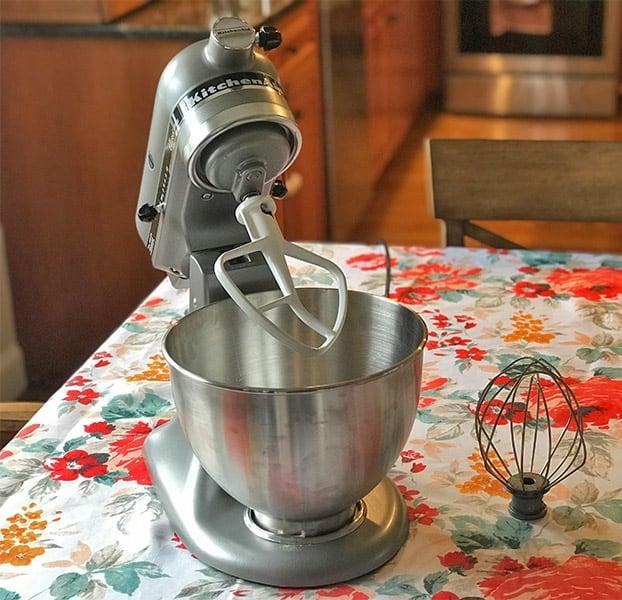 KitchenAid Stand Mixer Versatility