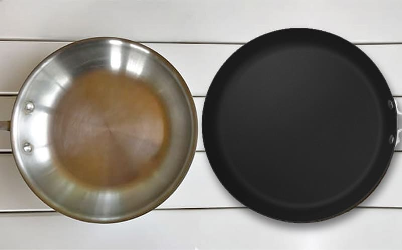 Scanpan versus All-Clad
