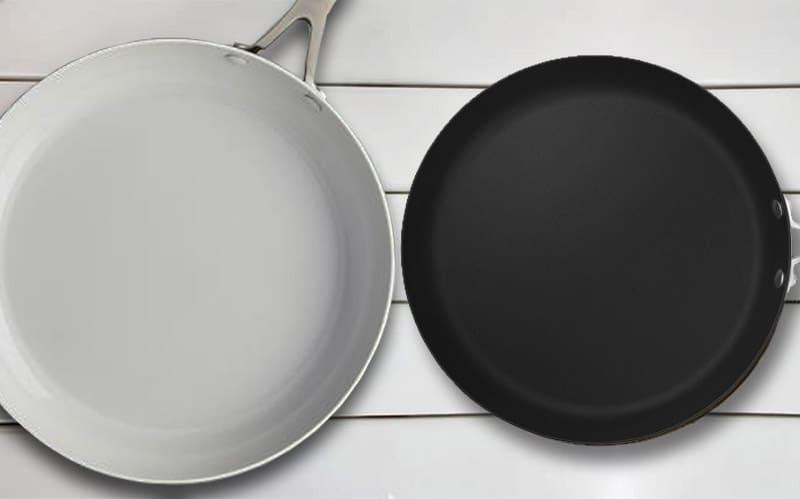 Scanpan versus GreenPan