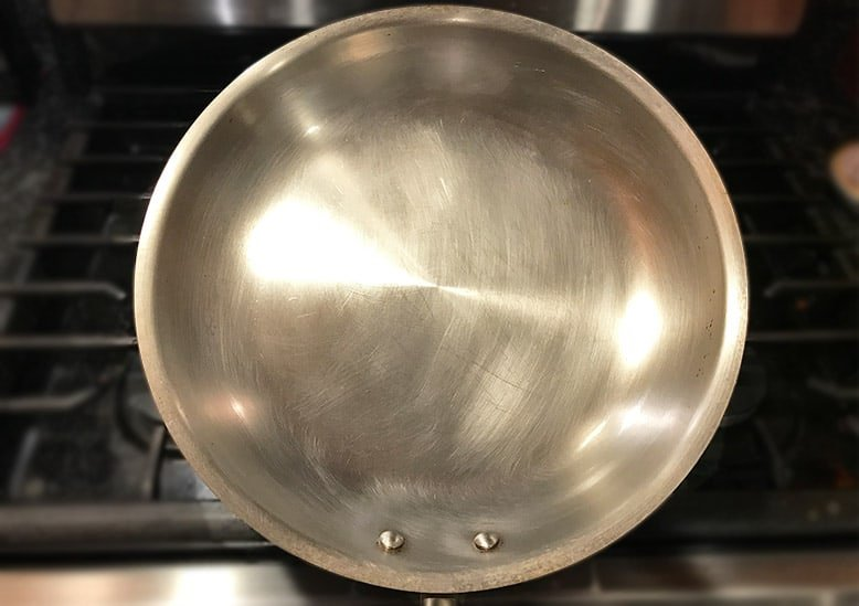how to make any pan non-stick