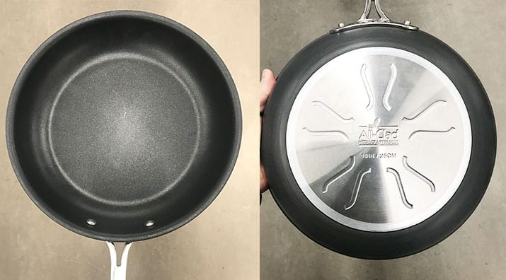 All-Clad Non-Stick Cookware