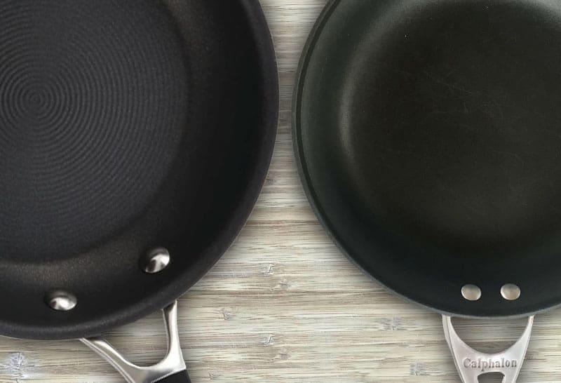 Calphalon versus Circulon Cookware