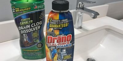 Green Gobbler vs. Drano: Which Drain Cleaner Is Better?