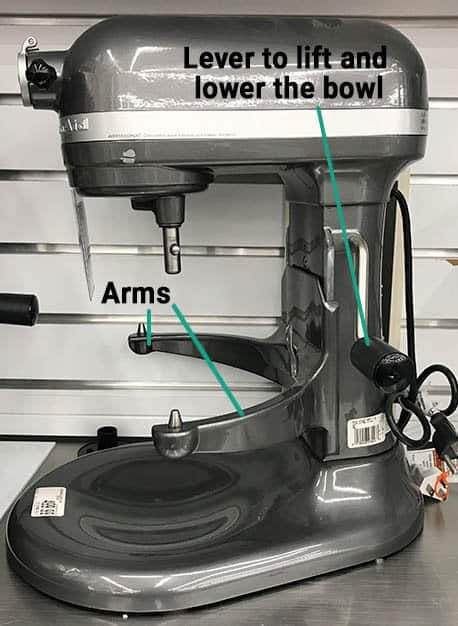 KitchenAid Bowl-Lift Mixer