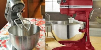 KitchenAid Tilt-Head vs. Bowl-Lift: Which Stand Mixer Is Right for You?