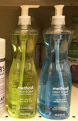 Method Dish Soap Packaging