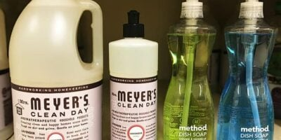Mrs. Meyer's vs. Method: What's the Difference?